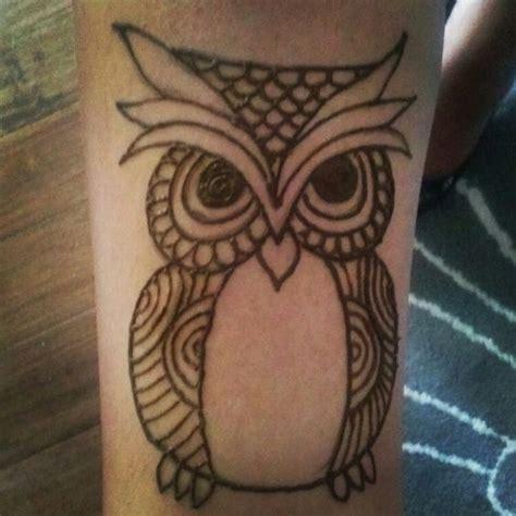 animal henna tattoo designs henna owl henna by brandy pinterest henna owl and