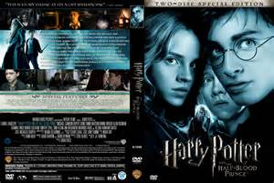 Harry potter dvd cover
