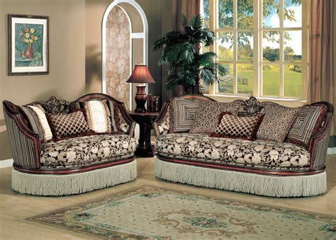 luxurious living room sets santiago luxurious traditional formal living room