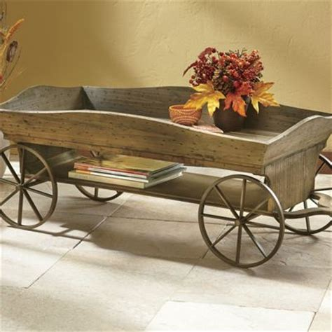 wagon coffee table wagon coffee table from seventh avenue dw707125