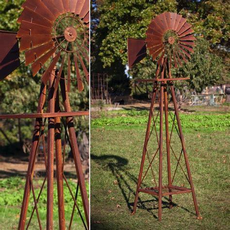 Garden Windmill by Garden Windmills Metal Garden Ftempo
