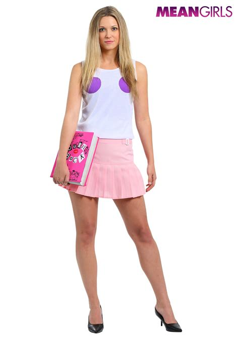 Easy Home Halloween Decorations by Mean Girls Regina George Costume