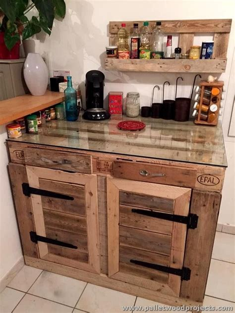 Wooden Furniture For Kitchen Upcycled Wood Pallet Ideas Pallet Wood Projects