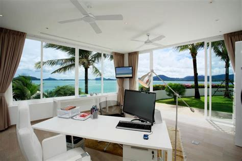 fabulous home offices  breathtaking views