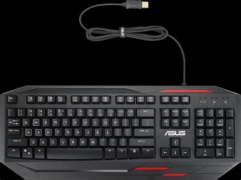 Keyboard Gaming Asus asus sagaris gk100 backlit gaming keyboard keyboards