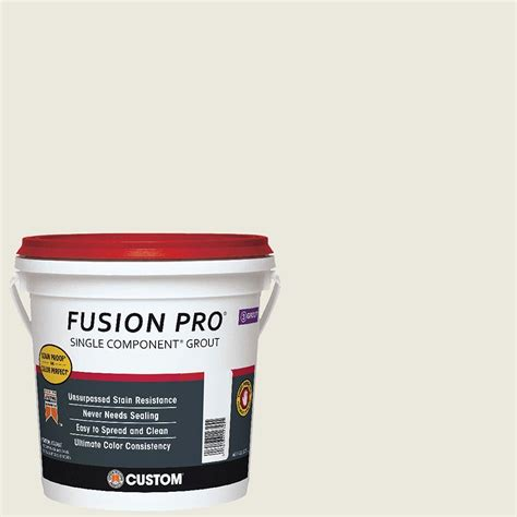 custom building products fusion pro 381 bright white 1