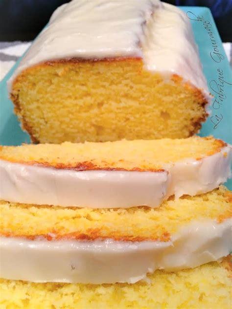 la fabrique gourmande g 226 teau moelleux au citron iced lemon pound cake