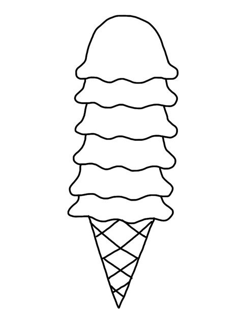 coloring pages of ice cream cones blog archives mrs jackson s art room