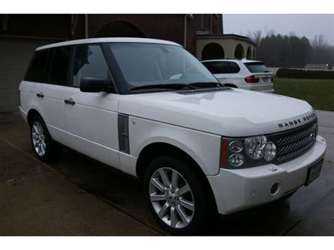 used 2008 range rover sport for sale 2008 land rover range rover sport by owner in ny