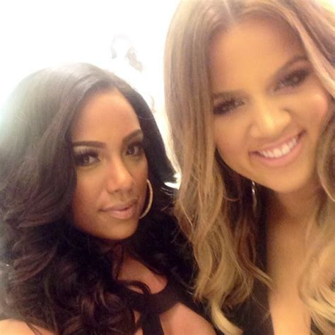 erica mena kardashian lhhny erica mena shows her support at grand opening of new