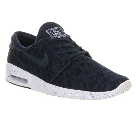 Nike Stefan Janoski 01 lyst nike stefan janoski max in blue for