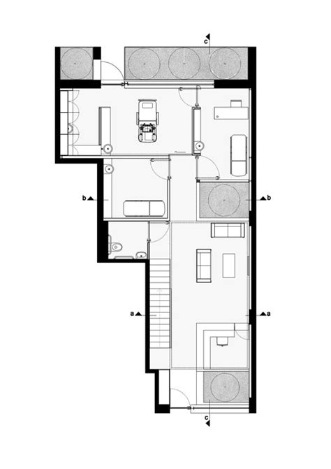 dental clinic floor plan dental clinic in oporto paulo merlini archdaily