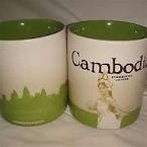 Tumbler Starbucks Cambodia starbucks cambodia city mug airfrov get travellers to bring back overseas products
