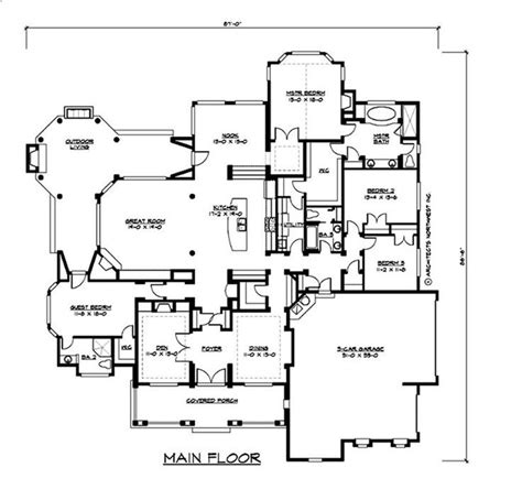 one story house plans with basement one story floor plan now if only this came with a