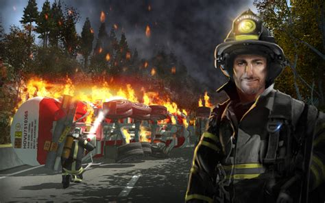 The Firefighter firefighters 2014 the simulation macgamestore