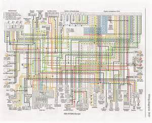 2001 gsxr 600 wiring diagram wiring diagram website