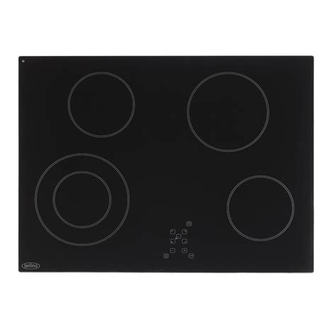 70cm Electric Cooktop 70cm ceramic cooktop with touch controls