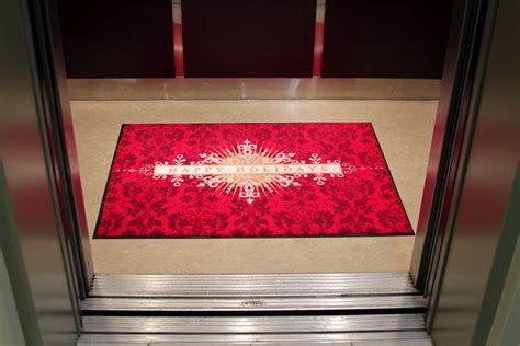 creative picture matting ideas another idea elevator mat creative mat