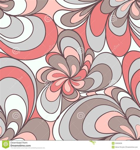 abstract repository pattern abstract seamless pattern with simple elements royalty
