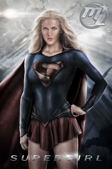 man of steel supergirl supergirl from man of steel 2013 by maryneim on deviantart