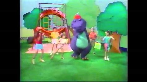 barney and the backyard gang barney goes to school opening closing to barney the backyard gang barney goes