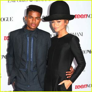zendaya and her boyfriend 2015 2016 myfashiony zendaya shoots down trevor jackson dating rumors trevor
