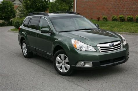 2011 subaru outback 2 5i premium wagon rare 6 speed manual for sale in saskatoon find used 2011 subaru outback 2 5i premium wagon 4 door 2 5l in nashville tennessee united