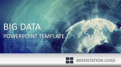 Big Data Powerpoint Presentation Template By Rainstudio Data Ppt Templates Free