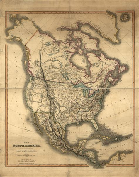 north america antique rare historical maps royalty