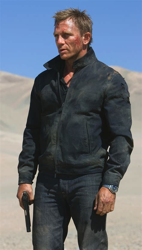 Quantum Of Solace Wardrobe by Bond Style Bolivian Desert Combat In Quantum Of Solace