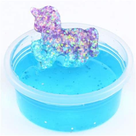 Kobucca Shop Slime Jelly Blue slime p 226 te g 233 latineuse kawaii bleu ciel licorne 224