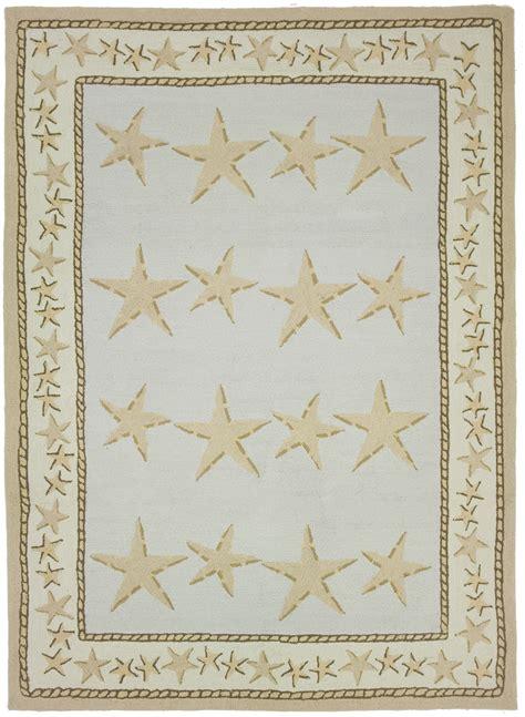 Starfish Rug by Starfish Toss Rug