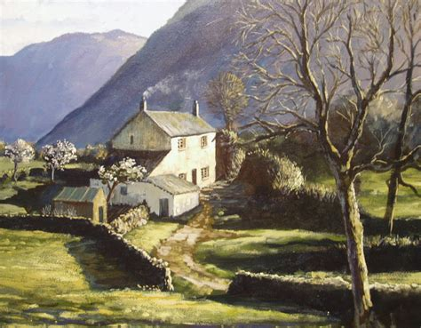 Www Cumbrian Cottages Co Uk paintings by paul dier
