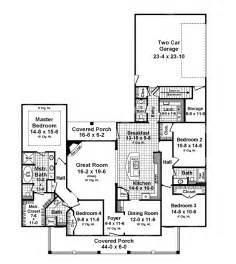 garage house floor plans rear garage house plans smalltowndjs
