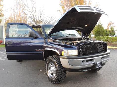 1999 dodge ram 2500 transmission 1999 dodge ram 2500 slt cab 5 9l 4x4 diesel manual