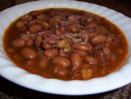 crockpot ham hocks and beans recipe