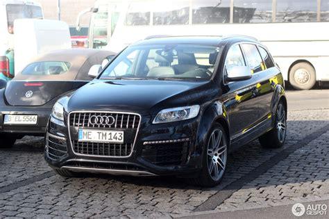 Audi Q7 V12 Tdi by Audi Q7 V12 Tdi 28 January 2016 Autogespot