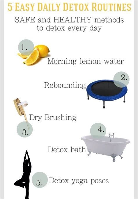 Is It To Detox Your Everyday by Healthy Detox Everyday Trusper