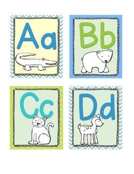 printable zoo phonics flash cards zoo animal phonics color word wall labels flashcards by