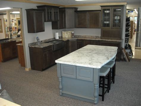 Kraftmaid Kitchen Island by Cabinetry