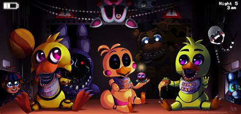 imagenes kawaii de five nights at freddy s five nights at freddy s 1 y 2 historias completa five
