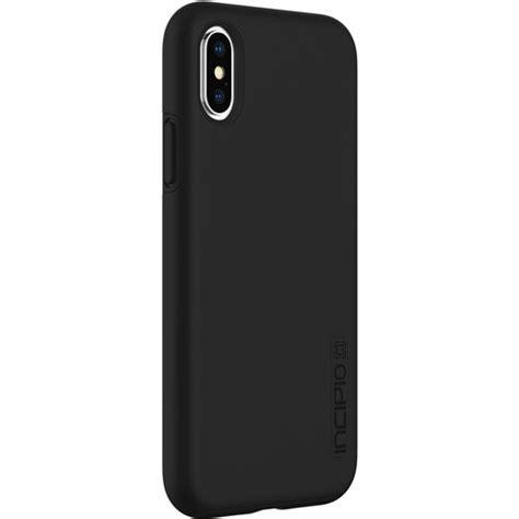 incipio dualpro for iphone xs black iph 1776 blk b h
