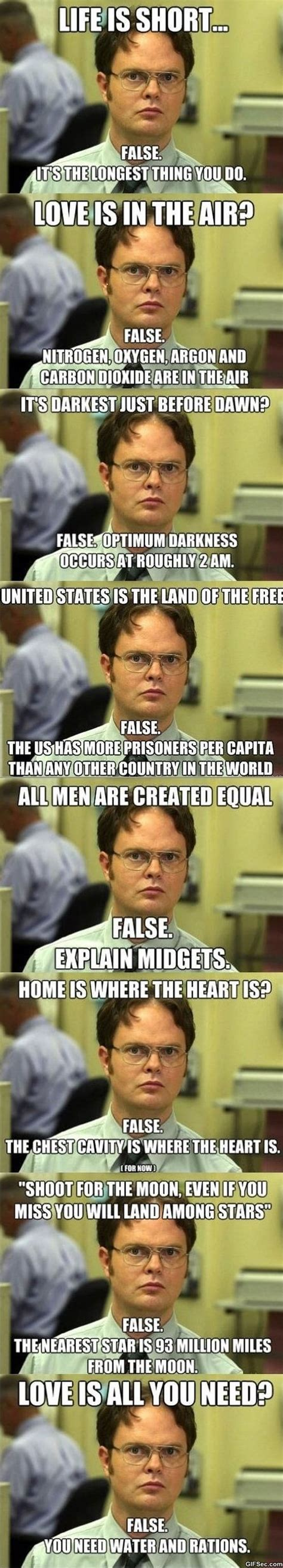 Dwight Schrute Memes - the gallery for gt it is your birthday dwight schrute