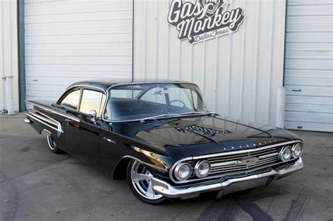 Gas Monkey Garage Truck Builds by Gas Monkey Garage Builds One Big Bold Chevy Bel Air