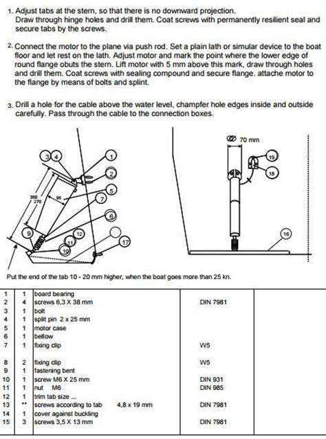 ben t trim tab switch wiring diagram trim tab