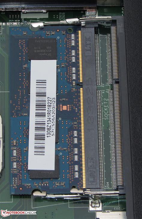banchi di memoria recensione breve portaile msi gp60 i740m245fd