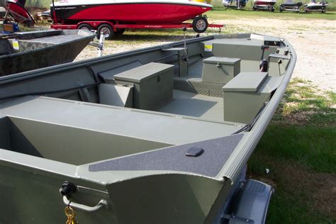 aluminum boats with stick steering aluminum duck hunting boat plans oja