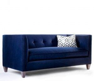 cobalt blue sofa manorial musing