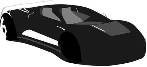 sports car black and white black and white pictures of cars cliparts co