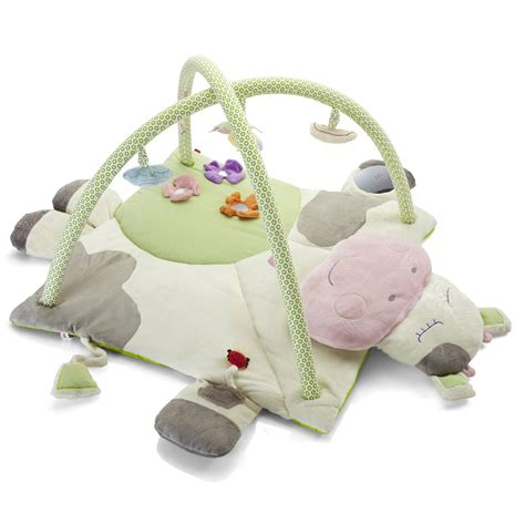 Cushion Floor Mats For Babies by New Celery Cow Friends Luxury Baby Activity Floor Play